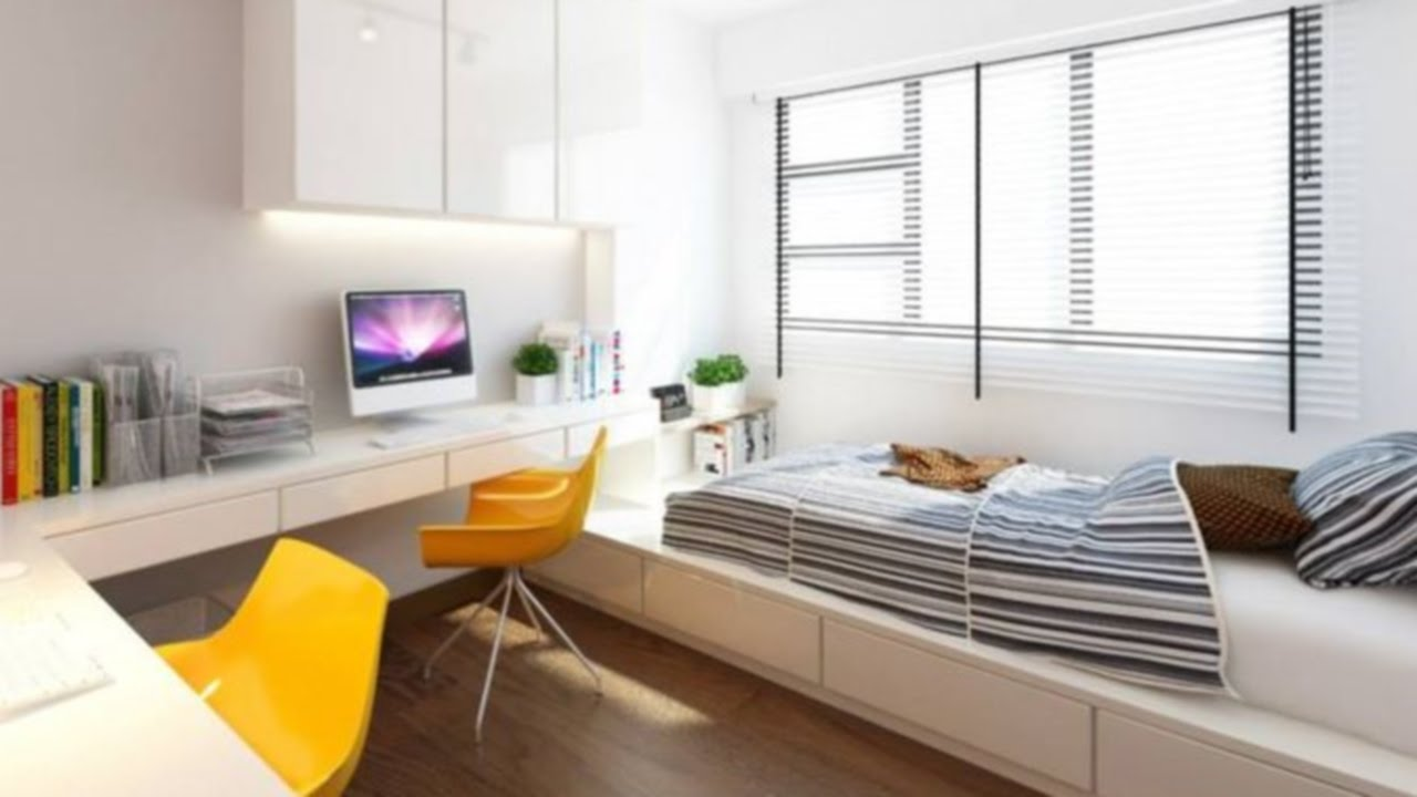 18+ Smart Design Ideas For Small Spaces