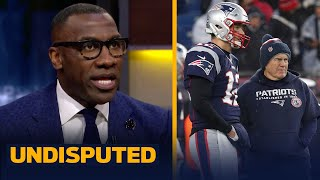 Tom Brady is trying to paint Bill Belichick as the bad guy — Shannon Sharpe | NFL | UNDISPUTED