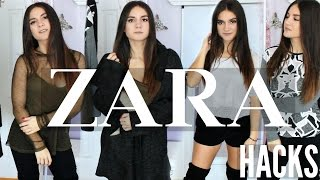 ZARA Clothing HACKS You NEED To Know! | HOW TO Shop At ZARA !!!