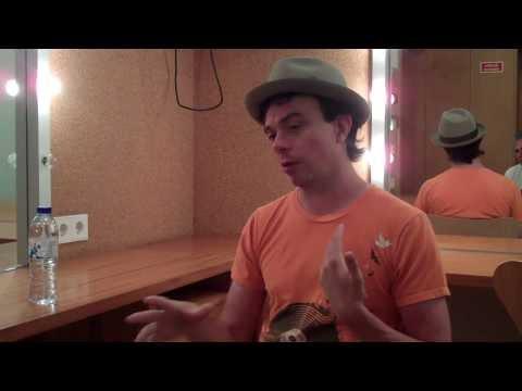 Darcy James Argue | Interview | Jazz Composers Forum | Matosinhos | Portugal | July 2013