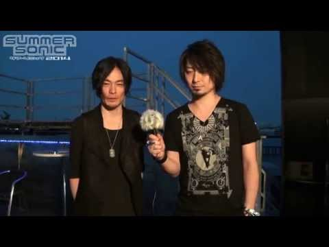 BOOM BOOM SATELLITES messages for Summer Sonic 2014