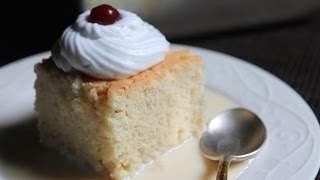 Easy Tres Leches Cake Recipe - Three Milk Cake Recipe
