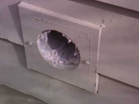 Dryer Vent Cover Simple Repair YouTube