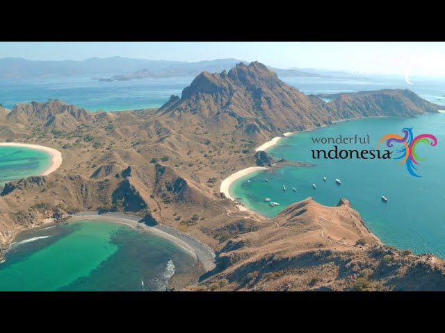 Wonderful Indonesia 2020 - Flores & Labuan Bajo: Worldwide class underwater tourism destination