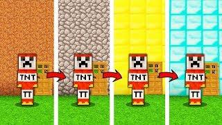 JAK TNT NOOB ZOSTAŁ PRO TNT?! || MINECRAFT EWOLUCJA