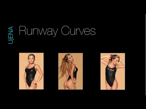UjENA RUNWAY CURVES TONGA ONE PIECE