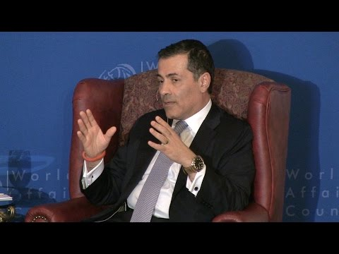 Vali R. Nasr: Opportunities and Uncertainties in the Middle East