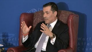Vali R Nasr Opportunities and Uncertainties in the Middle East