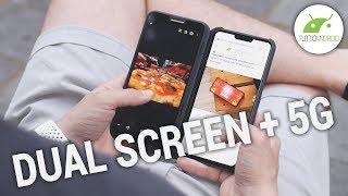 LG V50 con DOPPIO SCHERMO e 5G vi convince? Recensione I ITA | TuttoAndroid
