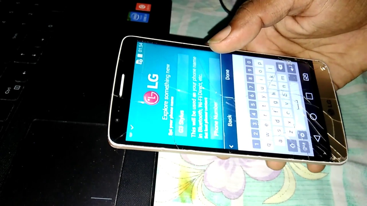 Lg G3 Stylus D690 Account Lock Hard Reset Frp Hindi Youtube