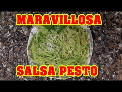 MARAVILLOSA SALSA PESTO thumbnail