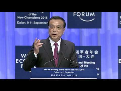 Premier Li Urges Confidence, Optimism in Face of Complicated Economic Situation