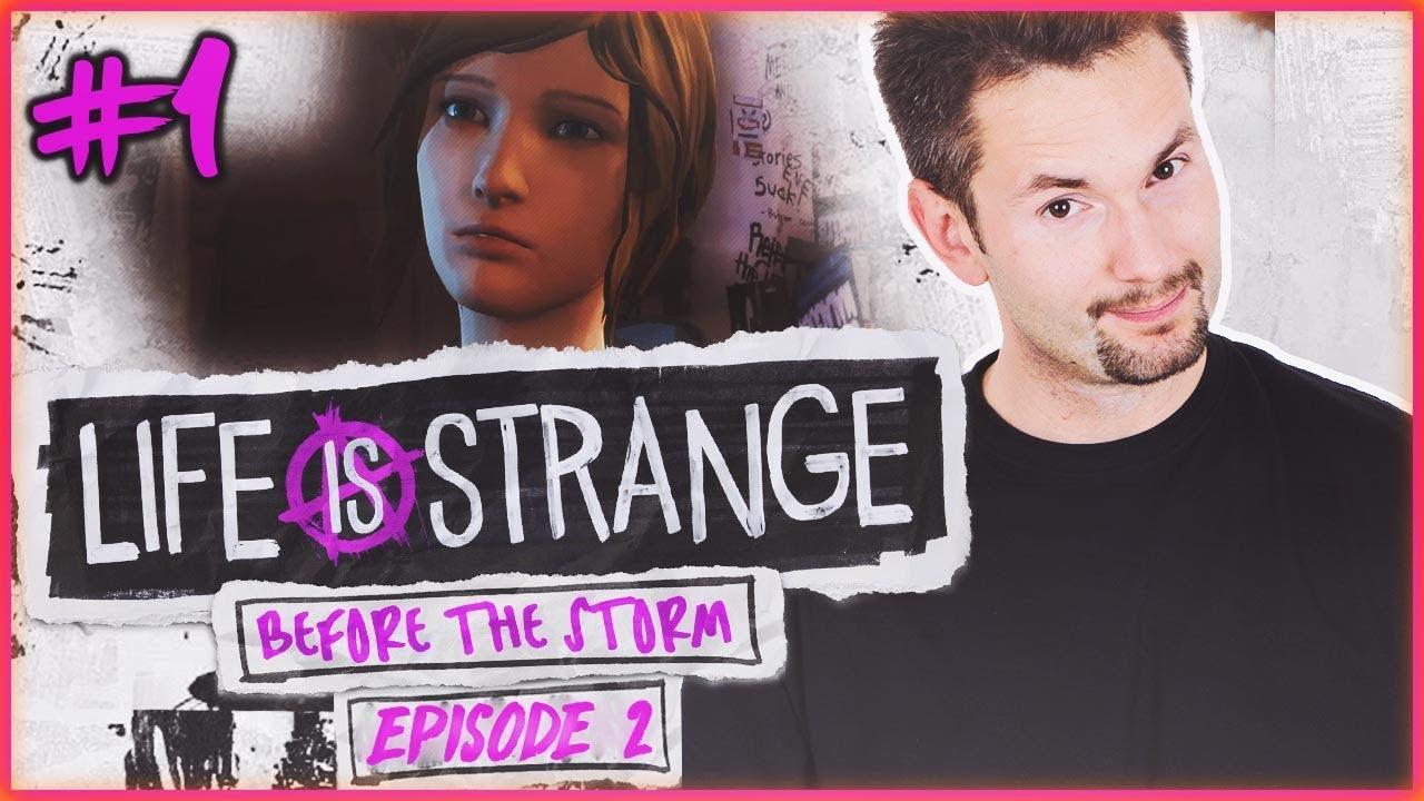 NIECH SIĘ TO NIE KOŃCZY   Life is Strange: BTS – EPISODE 2 #1
