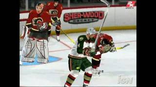 NHL 2K6 PlayStation 2 Gameplay - Free Checking