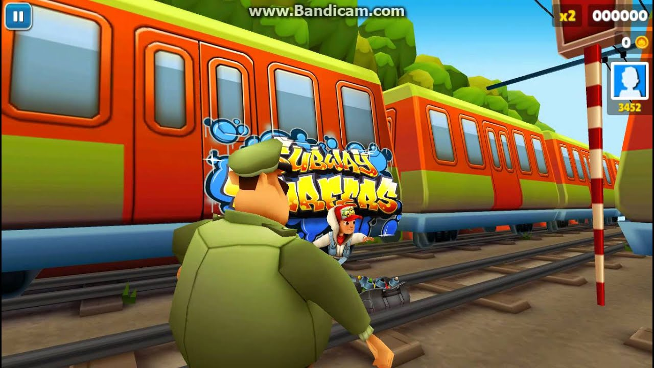 subway surfers run games