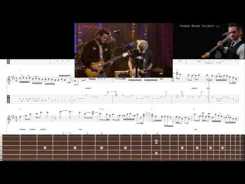 Dead & Co – Brown Eyed Women Solo 2 TAB
