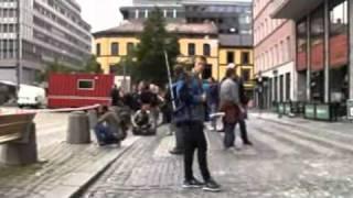 Террористическая атка в Осло 22 июля 2011