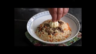 Özbek Pilavı Tarifi - Mutfak Sırları