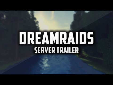 DreamRaids Factions ★ 1.8 to 1.12 Trailer