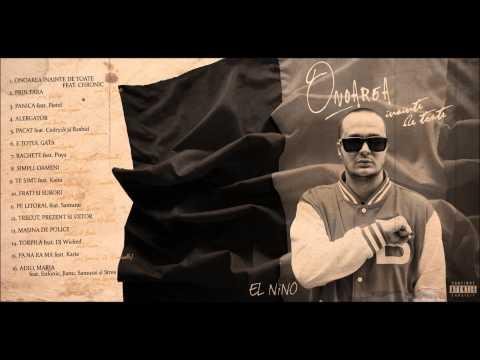 El Nino feat. Cedry2k si Rashid - Pacat ( prod. Spectru )