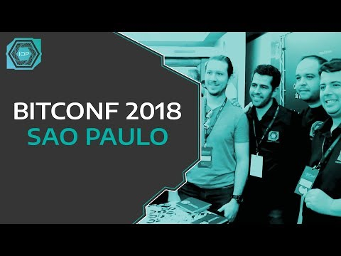 BITCONF 2018 SAO PAULO | Internet of People