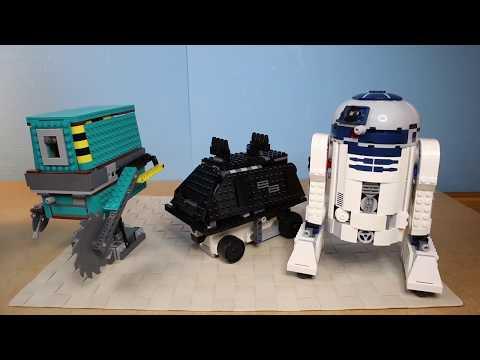 LEGO STAR WARS 75253 – Командир отряда дроидов