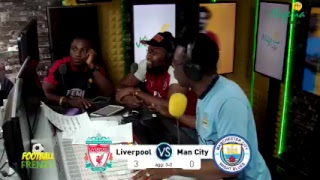 Liverpool vs Manchester City Live Commentary