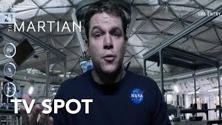 "The Martian | ""Food"" TV Spot [HD] 