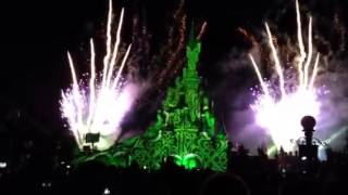 Disneyland Paris St Patricks Day 2013 Firework Display Thumbnail
