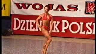 IV Mistrzostwa Polski Kobiet i Par w Kulturystyce oraz fitness kobiet Nowy Targ 1999r