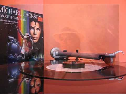 Michael Jackson - Smooth Criminal (Vinyl)