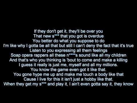 Drake   Headlines Clean Lyrics   YouTube
