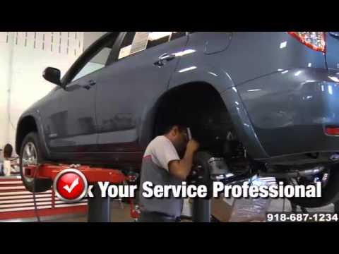 Toyota Brake Fluid Flush Change Leaks Service McAlester Tahlequah OK