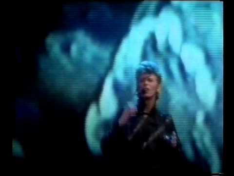 """David Bowie - """"Heroes"""" - 1987"""