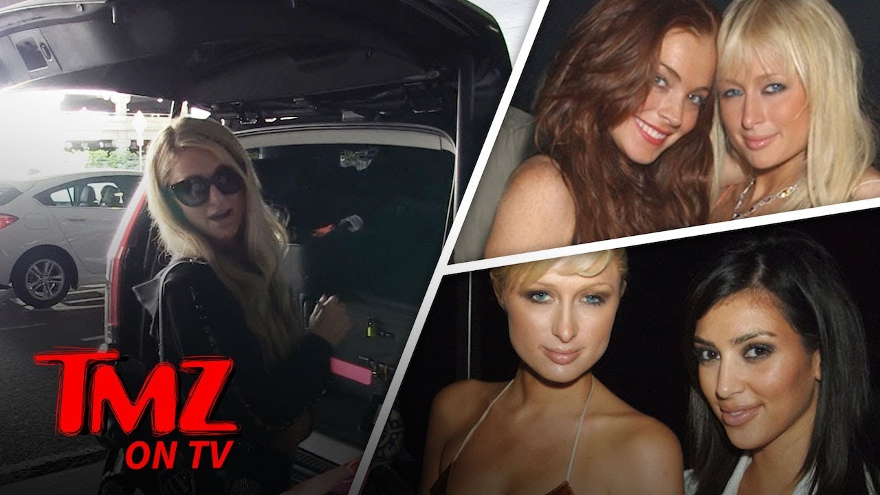 Download Paris Hilton's Shade Towards Lindsay Lohan Is On Another Level | TMZ TV
