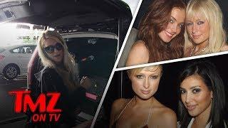 Paris Hilton's Shade Towards Lindsay Lohan Is On Another Level   TMZ TV