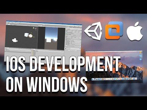 [unity3d]-develop-ios-apps-on-windows,-build-on-virtual-machine