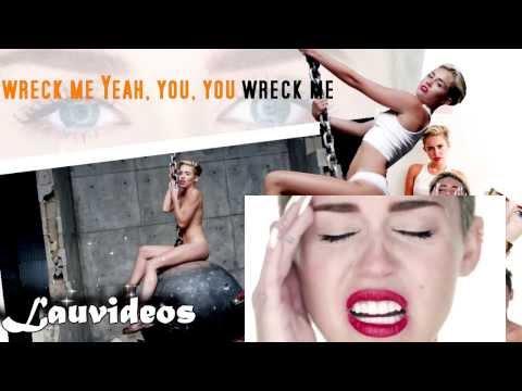 Miley Cyrus- Wrecking Ball Karaoke