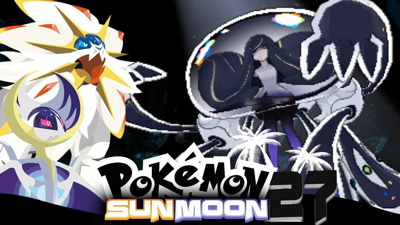 Pokemon Sun and Moon Let's Play Gameplay Walkthrough - Episode 27 ...
