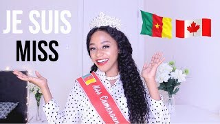 MISS CAMEROUN CANADA 2017 -Tournée médiatique, Impressions, mon Planning de Miss⎮Maggy Kloset