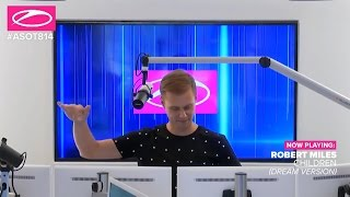 Armin Van Buuren Plays Children Robert Miles Tribute