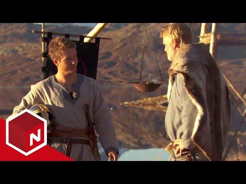 Andreas vinner Den siste viking