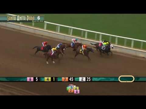San Felipe Stakes (Grade II) - March 10, 2018