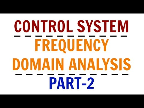 Frequency Domain Analysis | Part-2 | Control System | Problems Discussed |