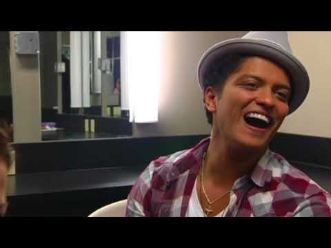 BTS - Happy Father's Day From Bruno Mars & His Dad!