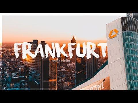 Frankfurt-CINEMATIC TRAVELVIDEO  | SKYLINE +TOWER   | SONY A6000 + ZHIYUNE CRANE