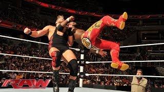 Kofi Kingston vs. Jack Swagger: Raw, June 23, 2014