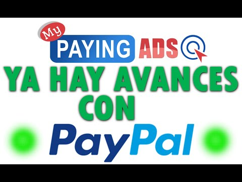 my paying ads | ya hay avances con paypal | mypayingads noticias | 2016