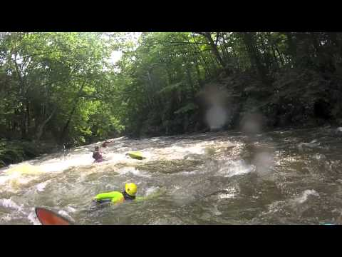 Savage River With BCKC