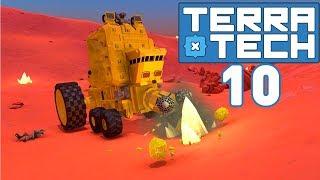 Прохождение TERRATECH: #10 - УТИЛИЗАТОР И ПРОМЫШЛЕННОСТЬ !
